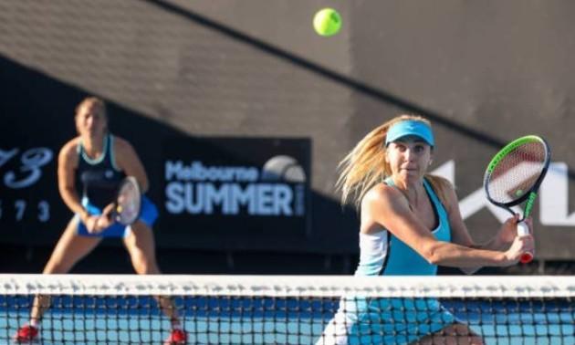 Бондаренко з Кіченок поступилися у чвертьфіналі турніру в Австралії
