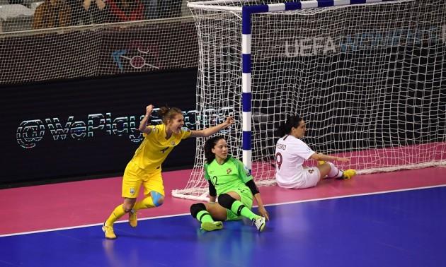 Україна зіграє проти Росії у втішному фіналі Євро-2019
