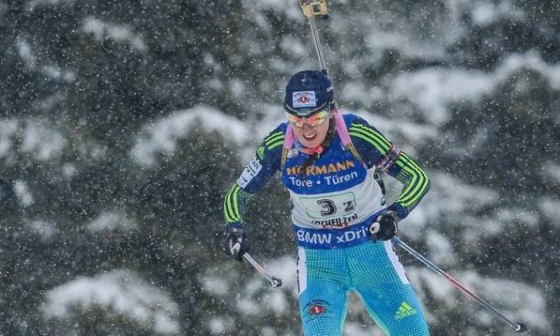 Україна фінішувала шостою на етапі Кубка світу в Солт-Лейк-Сіті