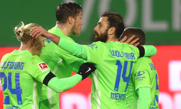 Вольфсбург - Вердер 5:3. Огляд матчу