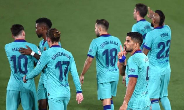 Вільярреал – Барселона 1:4. Огляд матчу
