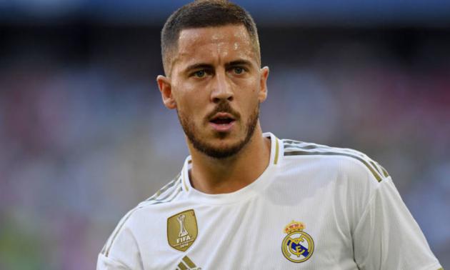 Азар забив дебютний гол за Реал