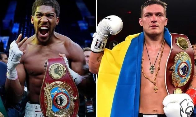 Усик - Джошуа: 10 прогнозів із боксерського світу