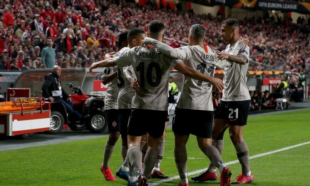 Скаути Мілана стежили в Португалії за трьома гравцями Шахтаря