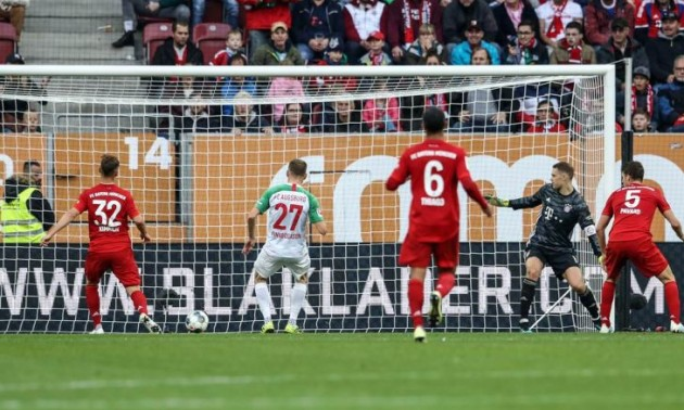 Аугсбург - Баварія 2:2. Огляд матчу