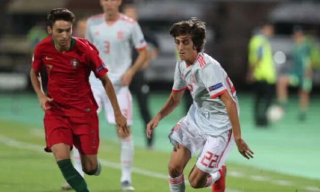 Іспанія перемогла Португалію та виграла чемпіонат Європи U-19
