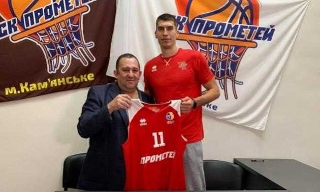 Лідер збірної України перейшов у Прометей