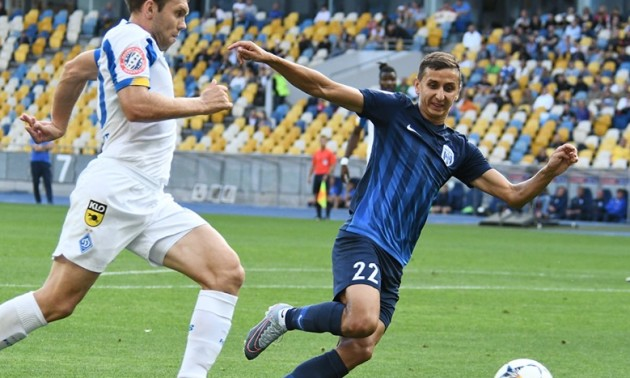 Динамо зганьбилося у матчі проти Десни