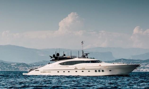 Пілот Формули-1 купив яхту за понад 5 мільйонів доларів