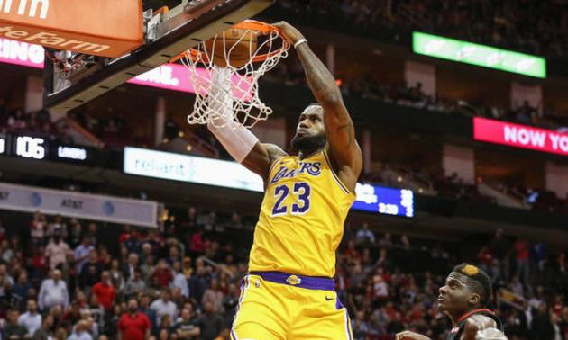 Джеймс є найповільнішим гравцем у цьому сезоні НБА