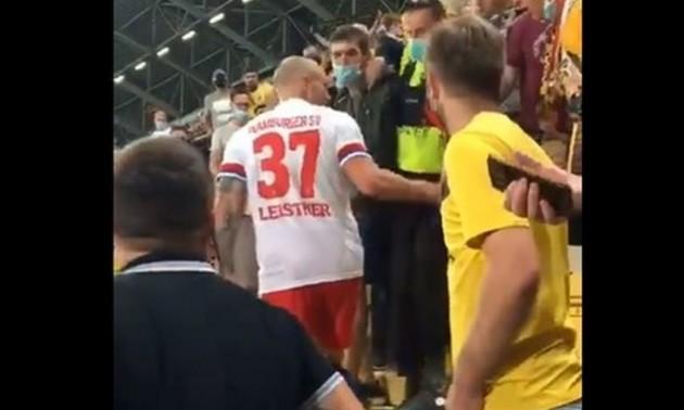 Гравець Гамбурга побився з уболівальником після матчу Кубка Німеччини