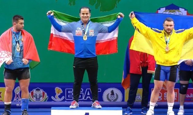 Чумак здобув бронзу на чемпіонаті світу із важкої атлетики