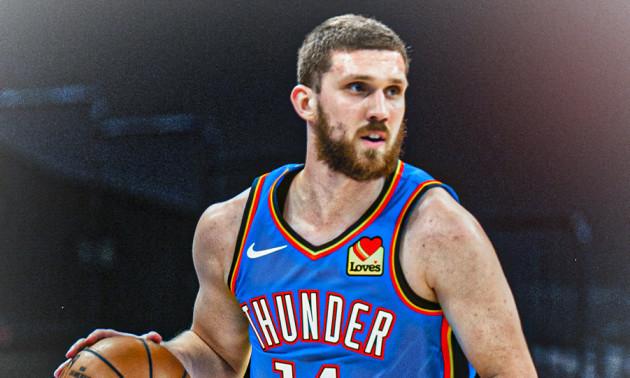 Михайлюк набрав 1000 очок в НБА