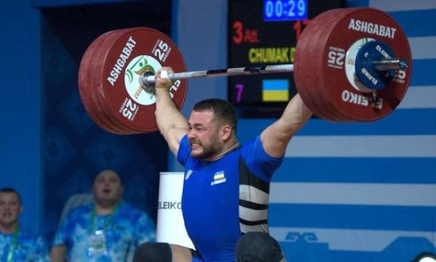 Чумак виграв золото чемпіонату Європи у Москві