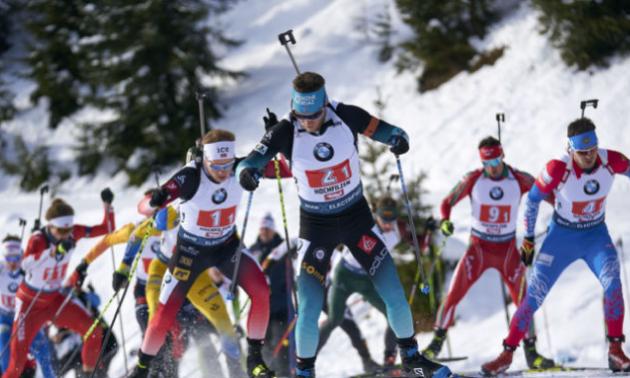 Кубок світу: Де дивитися онлайн чоловічий спринт