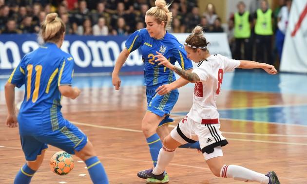 Збірна України зіграє два матчі проти Італії