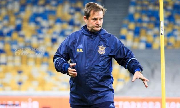 Ріанчо відвідав матч Динамо – Чорноморець