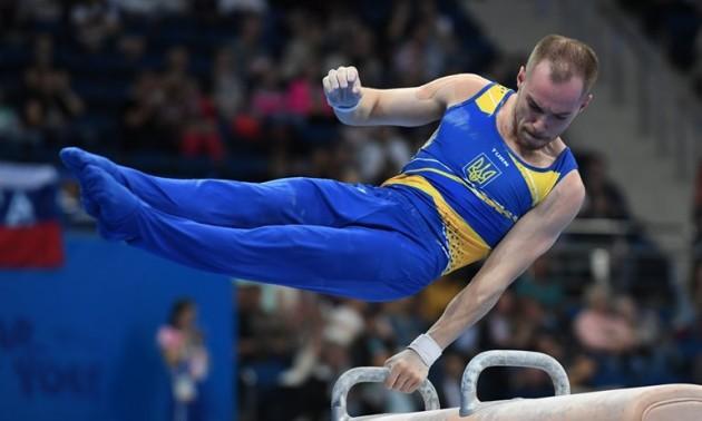 Верняєв знову другий на Європейських іграх