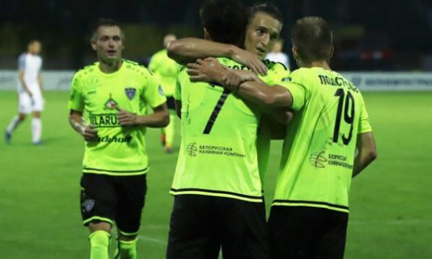 Шахтар Вернидуба переграв Динамо у 21 турі чемпіонату Білорусі