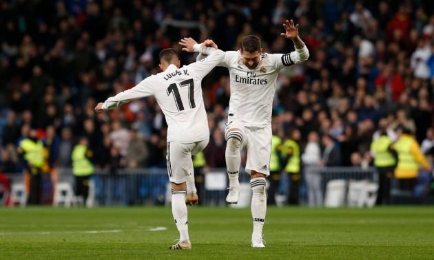 Неймовірна паненка капітана Реала в Кубку Іспанії. ВІДЕО