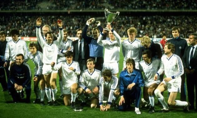 33 роки тому Динамо завоювало Кубок кубків