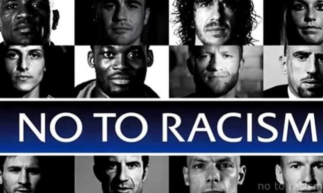Расизм у футболі. Грубі образи футболістів