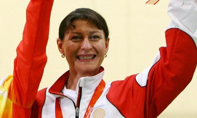 Легендарна грузинська спотсменка встановила історичний рекорд, який важко буде перевершити