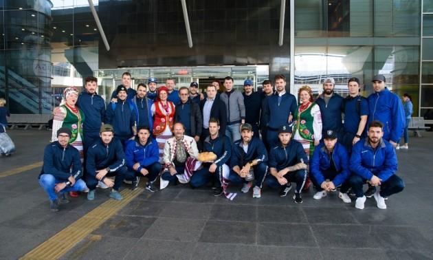 Чемпіон Румунії прибув до України