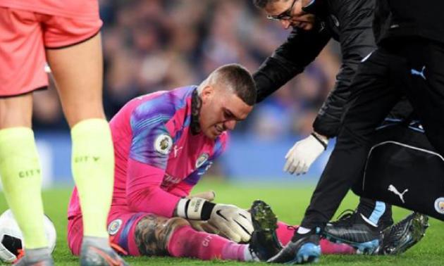 Манчестер Сіті втратив Едерсона перед матчем із Ліверпулем