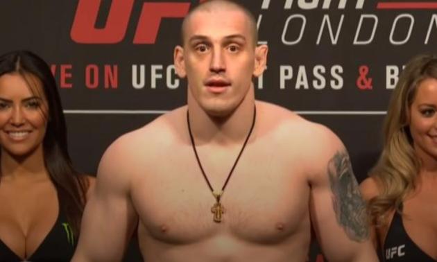 У Москві заарештували бійця UFC, який виступав за харківський клуб Оплот