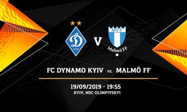 Динамо - Мальме 1:0. Як це було