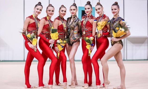 Українки здобули золото на етапі Кубка світу