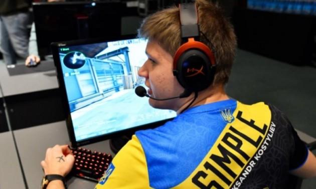 Українець S1mple став найкращим гравцем Blast Premier