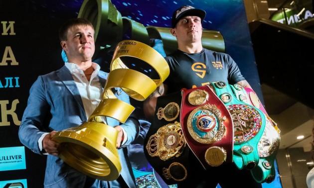 Красюк: Ідея підпорядкування професійного боксу ФБУ - абсурдна