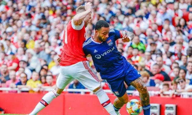 Арсенал – Ліон 1:2. Огляд матчу