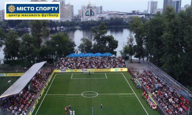 31 серпня стартує новий сезон у міні-футболі