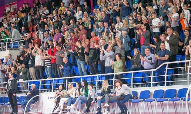 Запоріжжя перемогло Миколаїв в українській Суперлізі