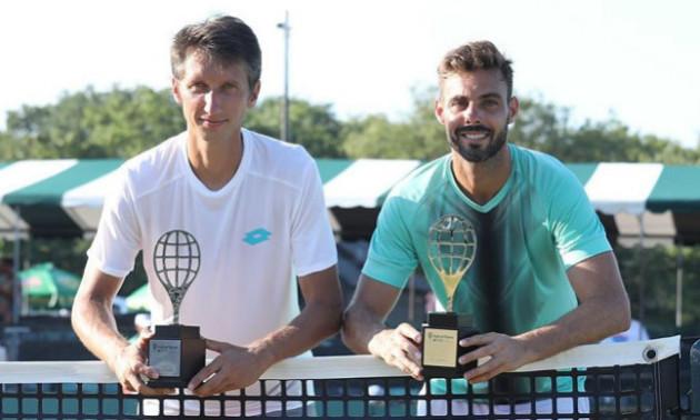 Стаховський і Гранольєрс виграли турнір у Ньюпорт