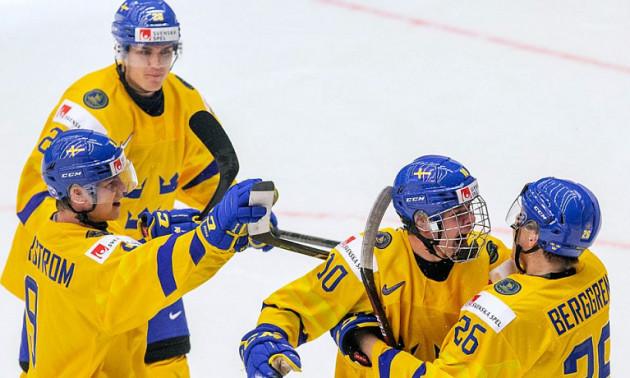 Молодіжний чемпіонат світу. Огляд матчу за третє місце Швеція - Фінляндія