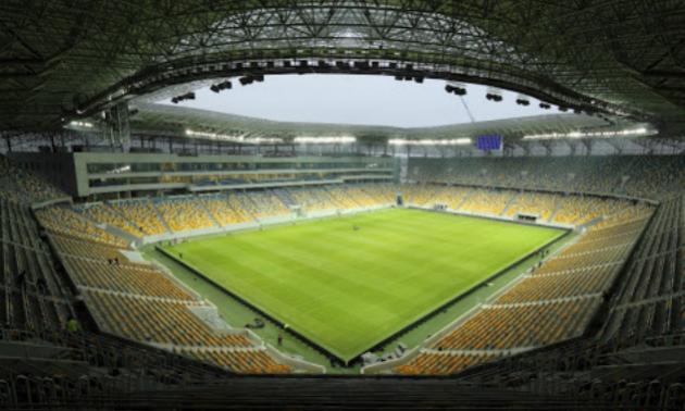 В УАФ підтвердили перенесення фіналу Кубка України з Тернополя до Львова