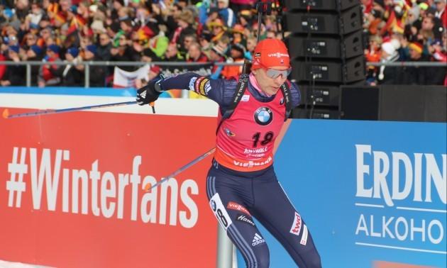 Кузьміна виграла спринт чемпіонату світу. Українки провалили гонку