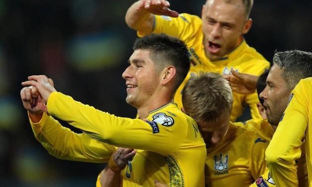 Збірна України запланувала найбільше товариських матчів серед учасників Євро-2020