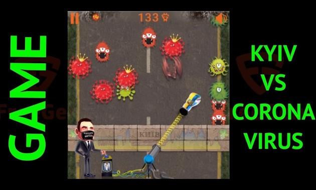 Кличко проти коронавірусу: гру завантажили понад 2 мільйонів користувачів