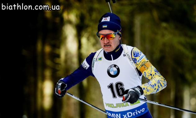 Став відомий склад української команди на спринтерську гонку