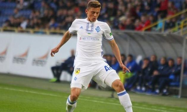 Захисник Динамо не зіграє на молодіжному Євро-2019