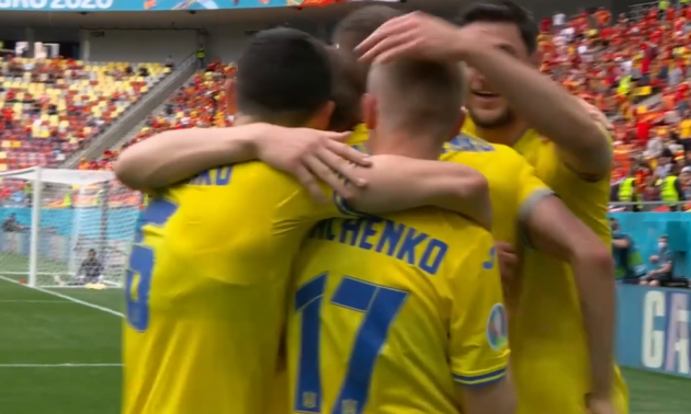 Збірна України обіграла Північну Македонію на Євро-2020