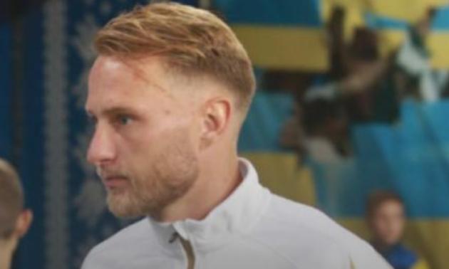 Безус забив за збірну України вперше за 5 років