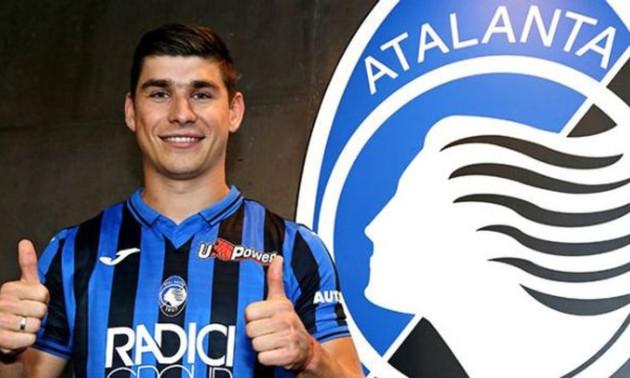 Маліновський - найкращий гравець Аталанти у матчі з Фіорентиною