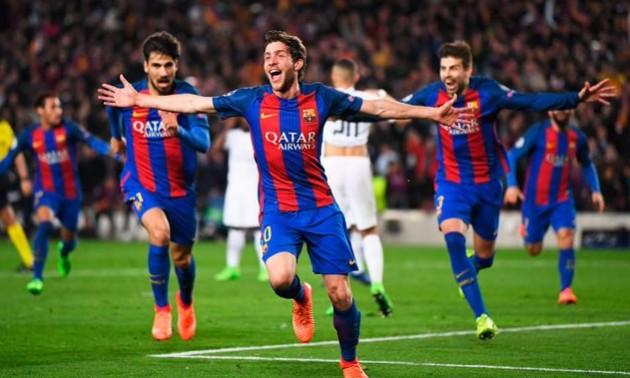 Чотири роки тому Барселона оформила божевільний камбек у Лізі Чемпіонів