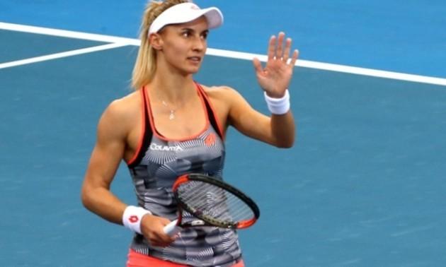 Цуренко достроково завершила виступ на турнірі в Празі